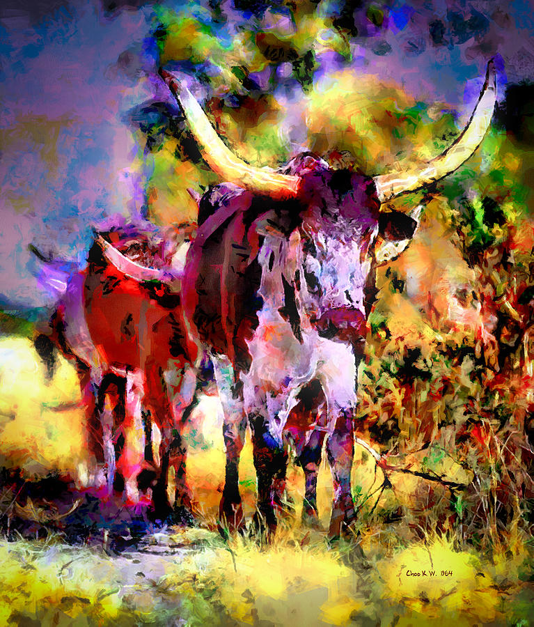 The cattle come home - Life among the Mbunza series by Choo KW