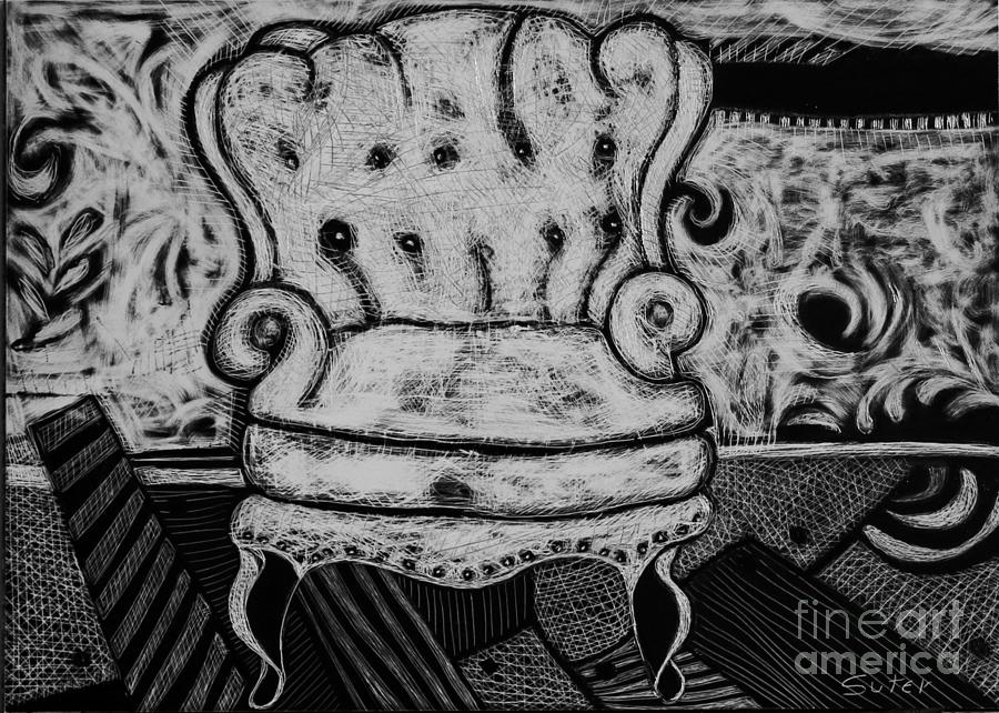 The Chair. by Cindy Suter