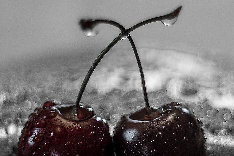The Cherry Couple 2 by Wolfgang Stocker