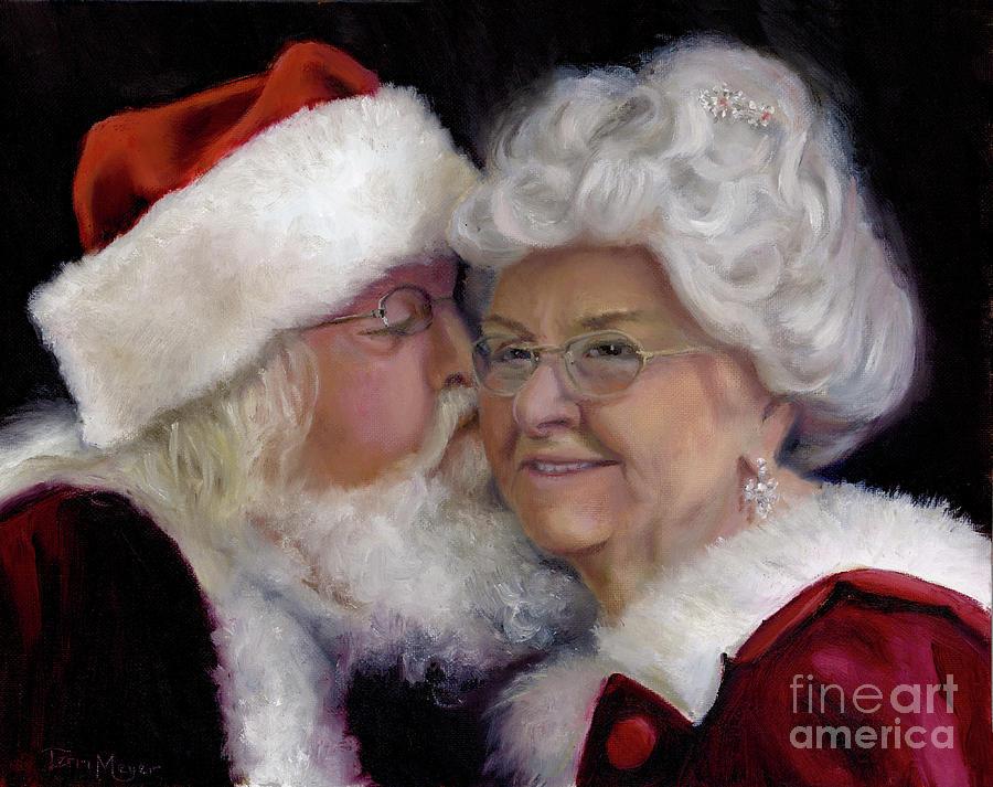 The Christmas Clause.The Christmas Kiss