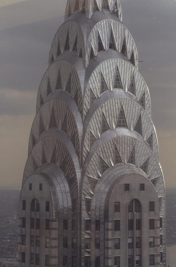 The Chrysler Building By New York Daily News Archive