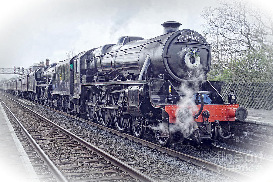 The Citadel steam special. by David Birchall