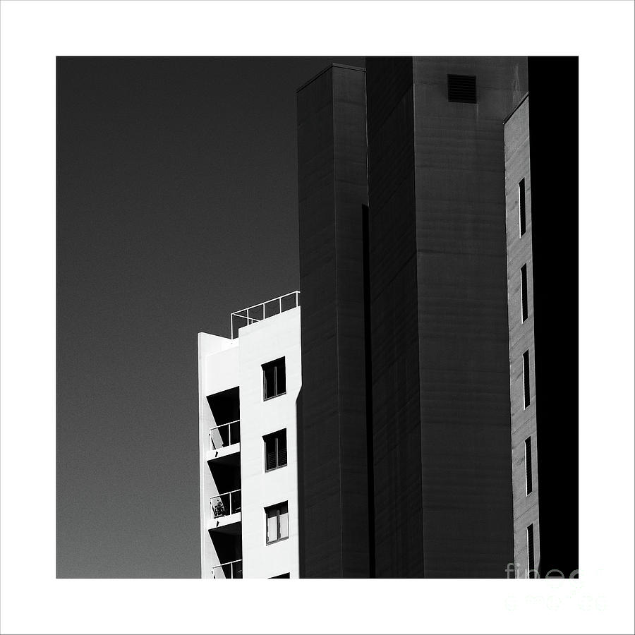 The City 1 by Russell Brown