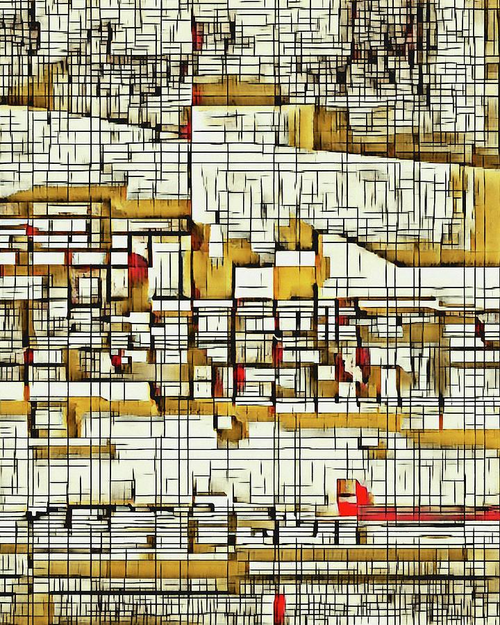 The City Life by David Hansen