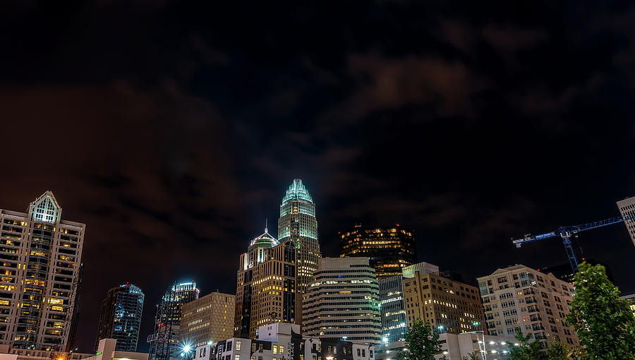 The City Lights Up by Ant Pruitt