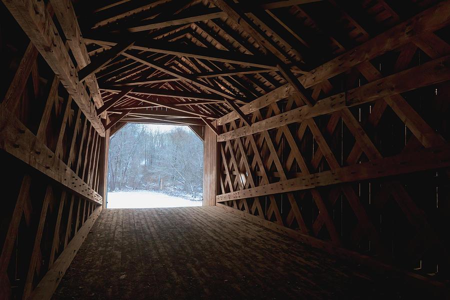 The Cold Walk Forward by David Lamb