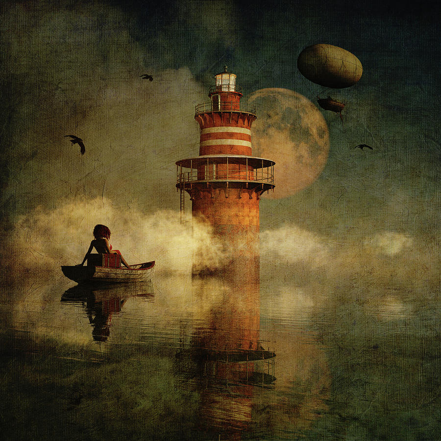 the conducting lighthouse by Jan Keteleer