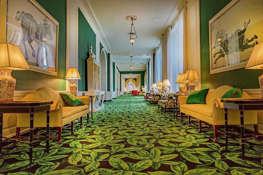 The Photograph - The Corridor by Betsy Knapp