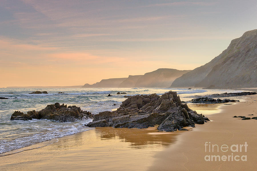 The Costa Vicentina at dawn by Mikehoward Photography