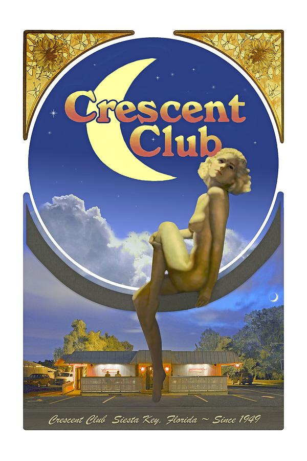 The Crescent Club, Siesta Key by Shawn McLoughlin