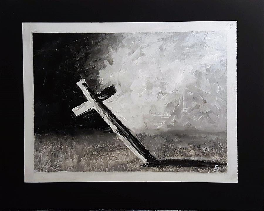 THE CROSS          30.19 by Cheryl Nancy Ann Gordon