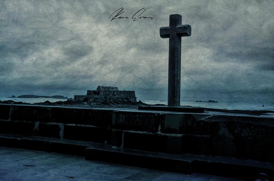 The cross by Karo Evans