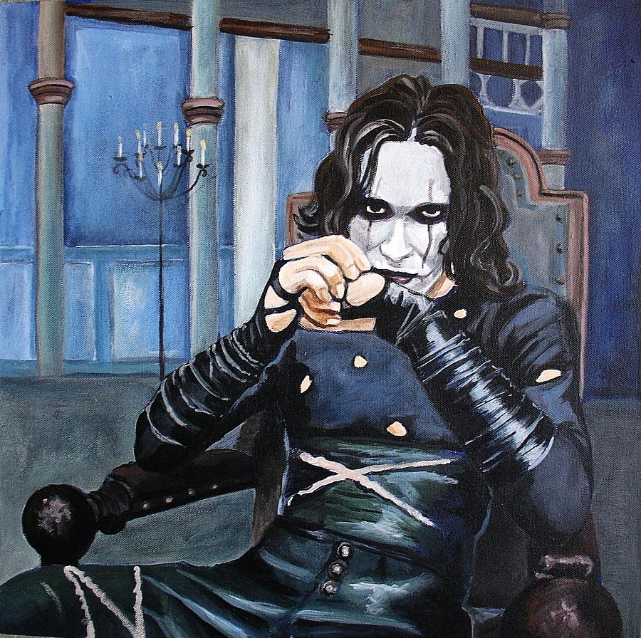 The Crow by Jacqui Simpson