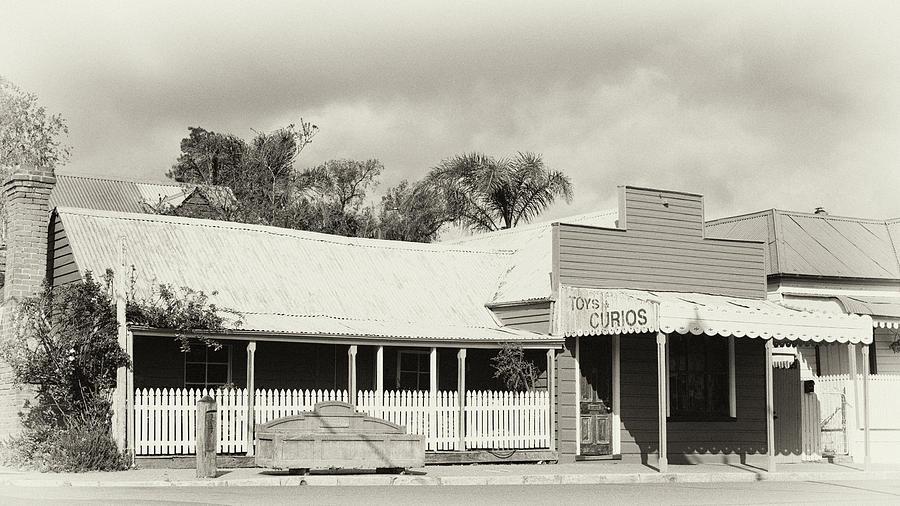 The Curiosity Shop by Nicholas Blackwell