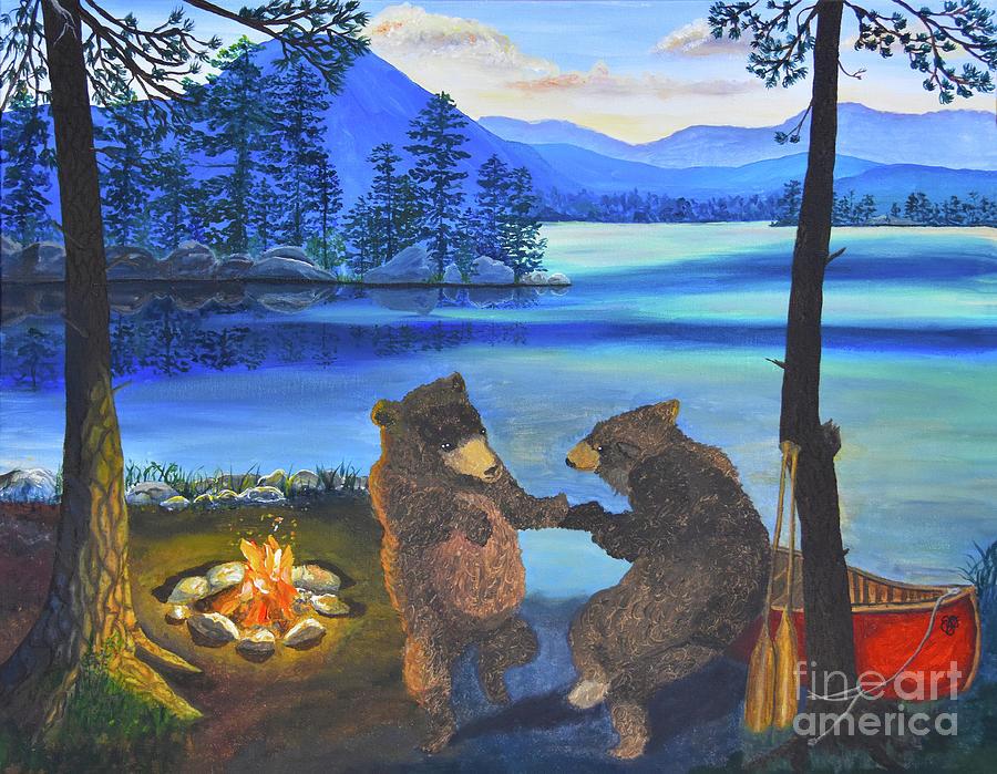 The Dancing Bears by Christine Dekkers