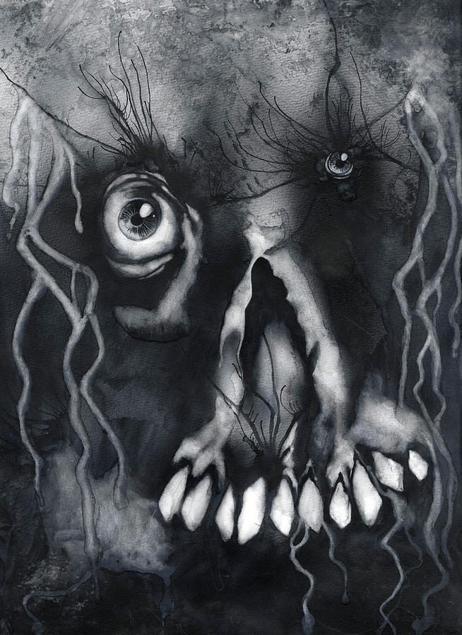 The Darkness by Amanda Jane Kohler