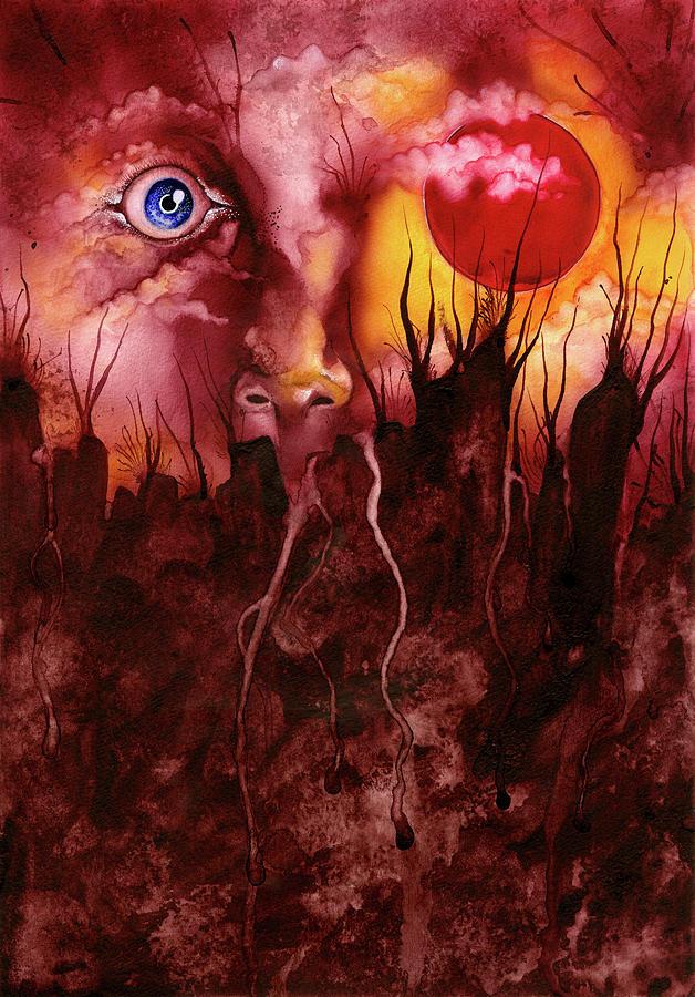 the dawn by Amanda Jane Kohler