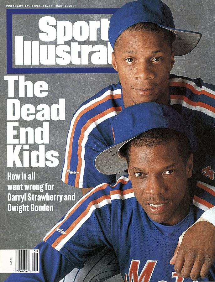 The Dead End Kids How It All Went Wrong For Darryl Sports Illustrated Cover Photograph by Sports Illustrated