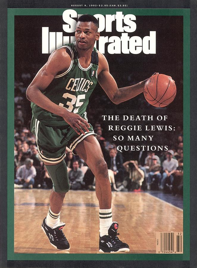 The Death Of Reggie Lewis So Many Questions Sports Illustrated Cover Photograph by Sports Illustrated