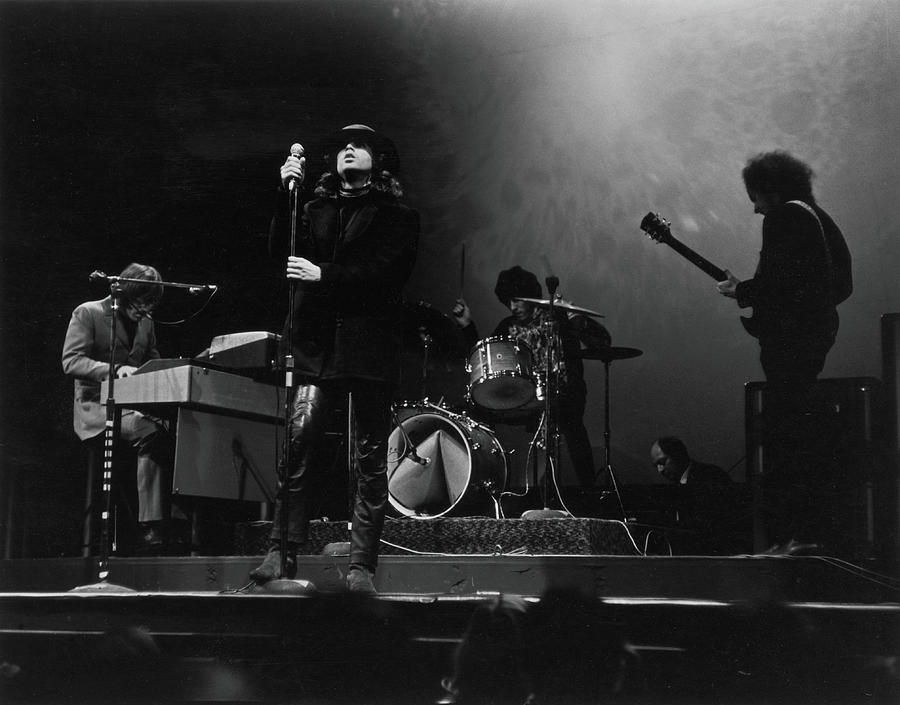 The Doors At The Filmore East Photograph by Fred W. McDarrah