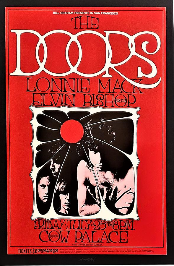 THE DOORS by Rob Hans
