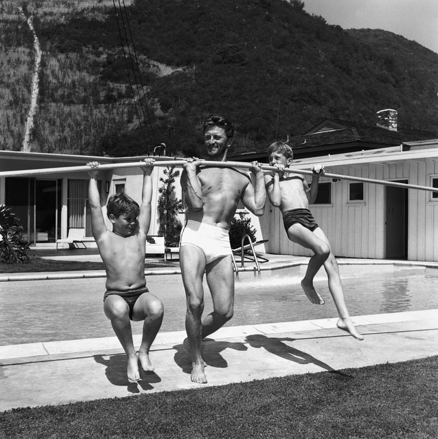 The Douglas Boys Photograph by Hulton Archive