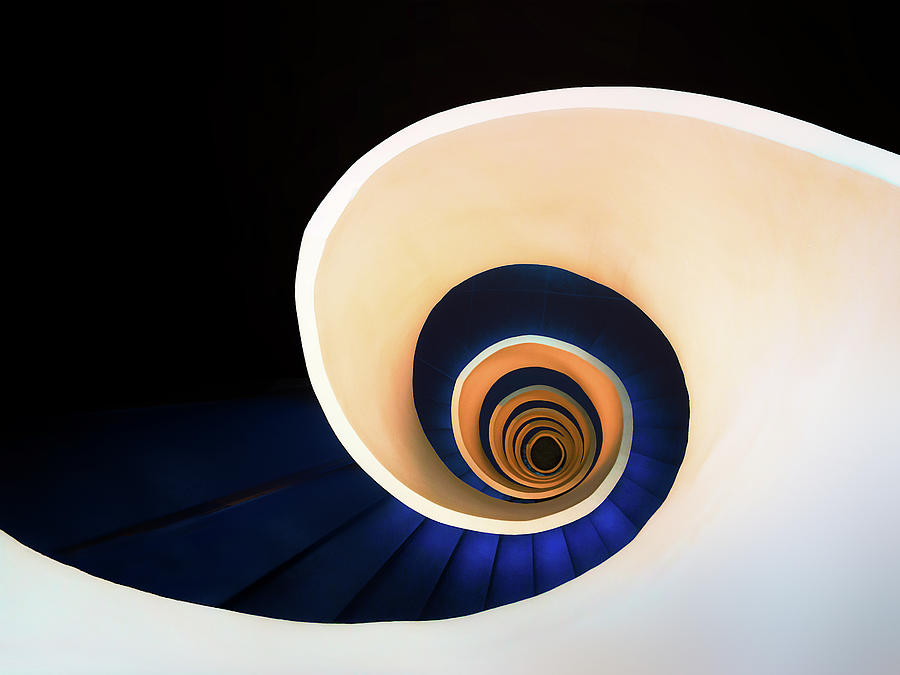The Downward Spiral by Mikel Martinez de Osaba