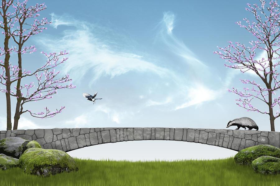 The dragon by Moira Risen