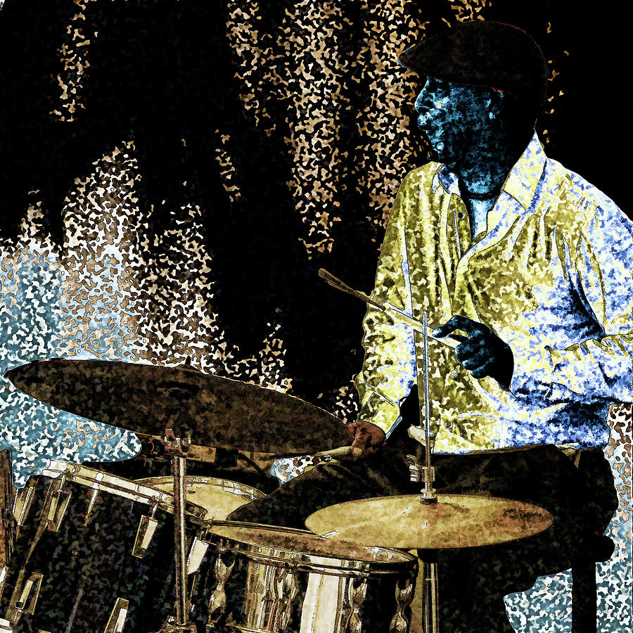 The Drummer by Jessica Levant