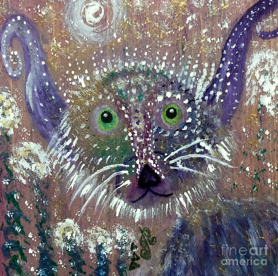 The Eccentric Hare by Julie Engelhardt