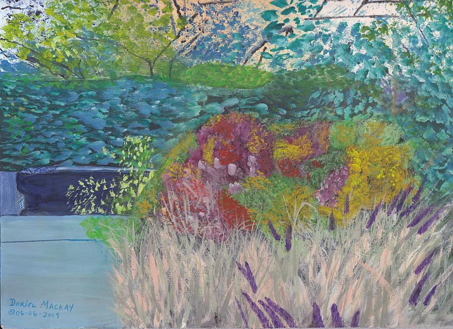 The Enchanting Garden by Doriel Mackay