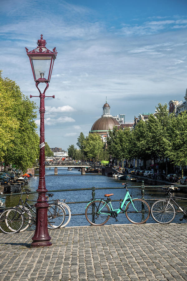 The Essence of Amsterdam by Jemmy Archer