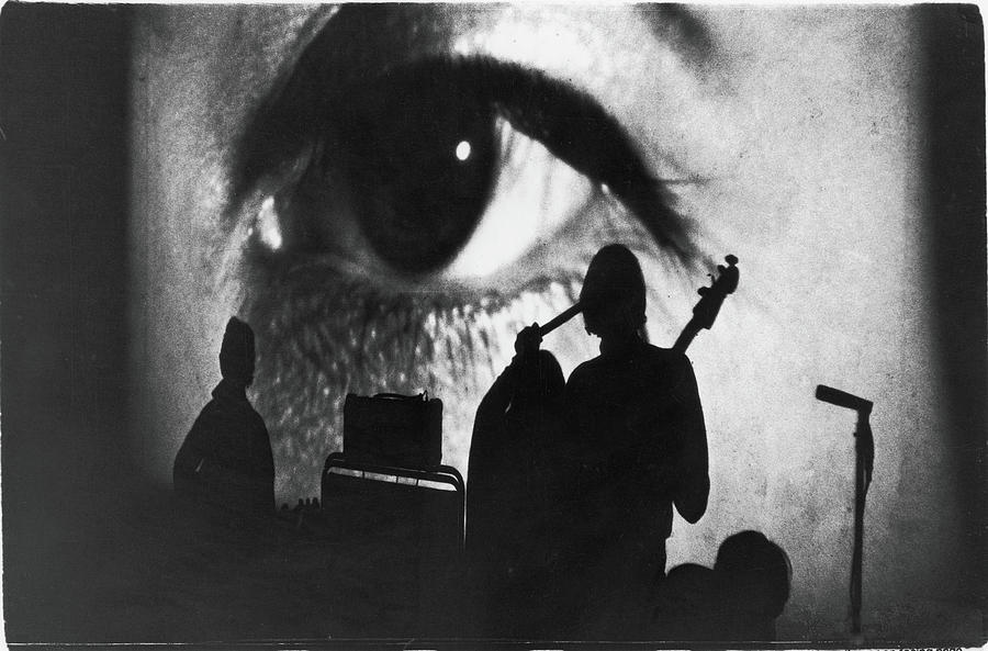 The Eye Of The Velvet Underground Photograph by Fred W. McDarrah