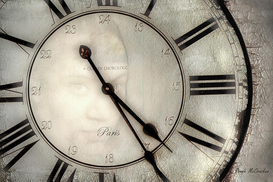 The Face of Time by Pennie McCracken