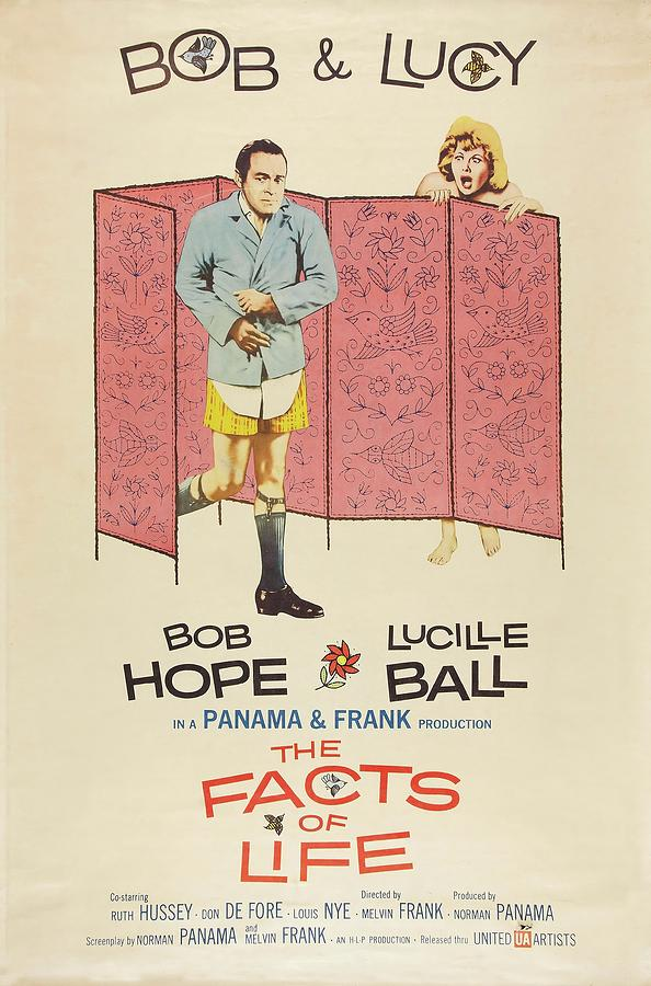 Image result for the facts of life 1960