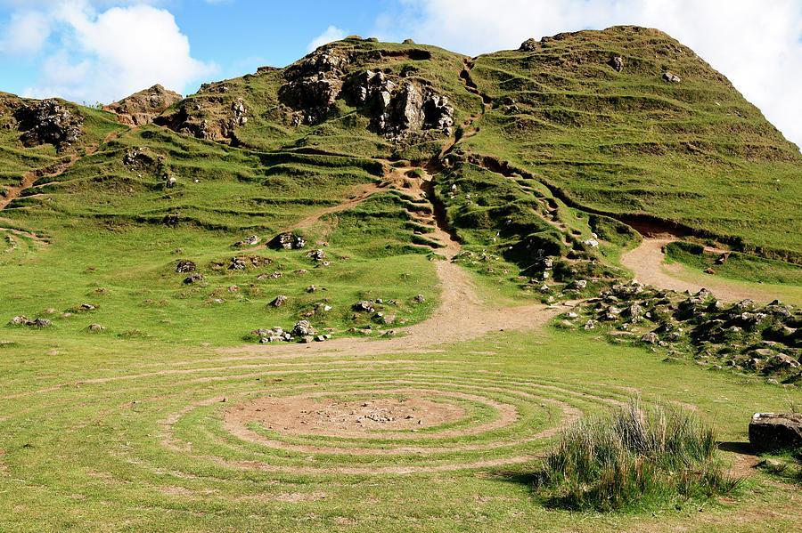 The Fairy Glen of Uig by Nicholas Blackwell