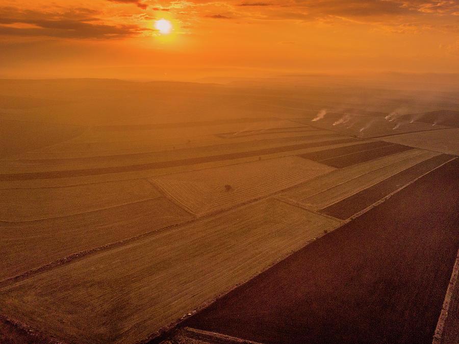 The Fields by Okan YILMAZ