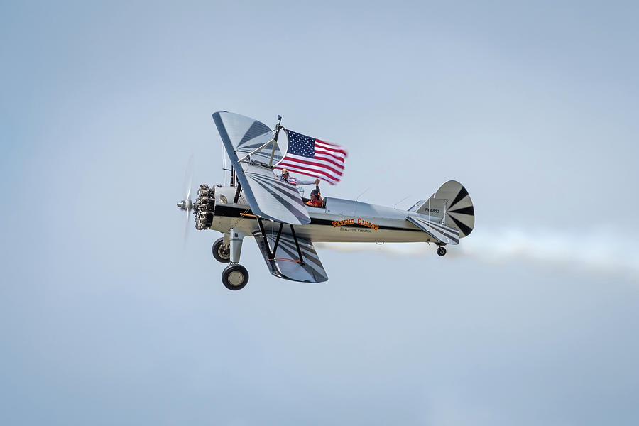 The Flying Circus Flying Proud by Todd Henson