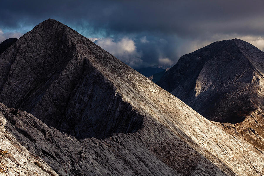 The Foal Ridge by Evgeni Dinev