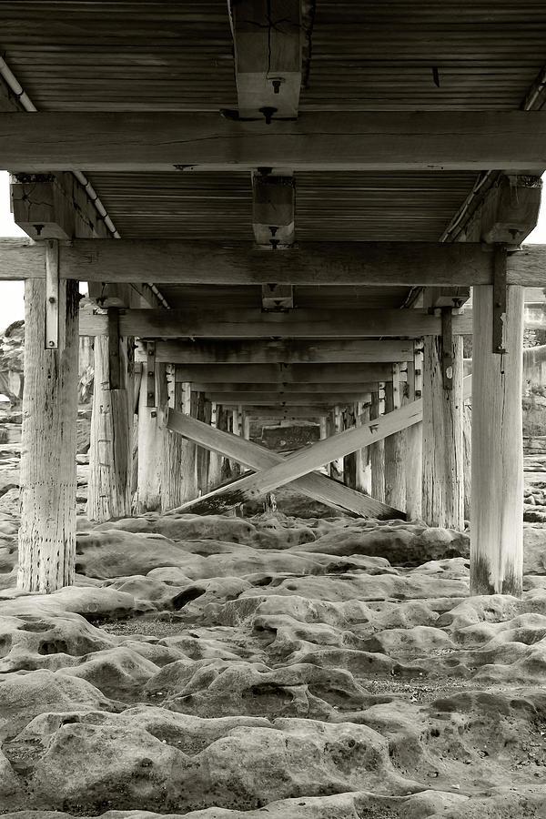 The Footbridge Down Under by Miroslava Jurcik