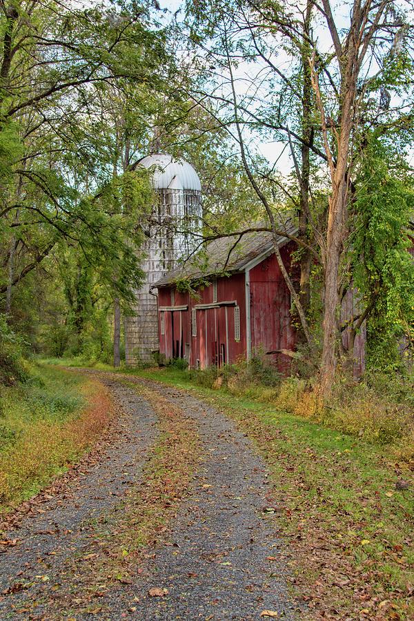 The Forgotton Barn by Kristia Adams