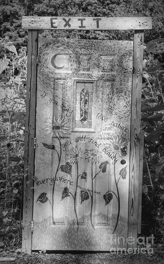 The Garden Door by Karen Silvestri