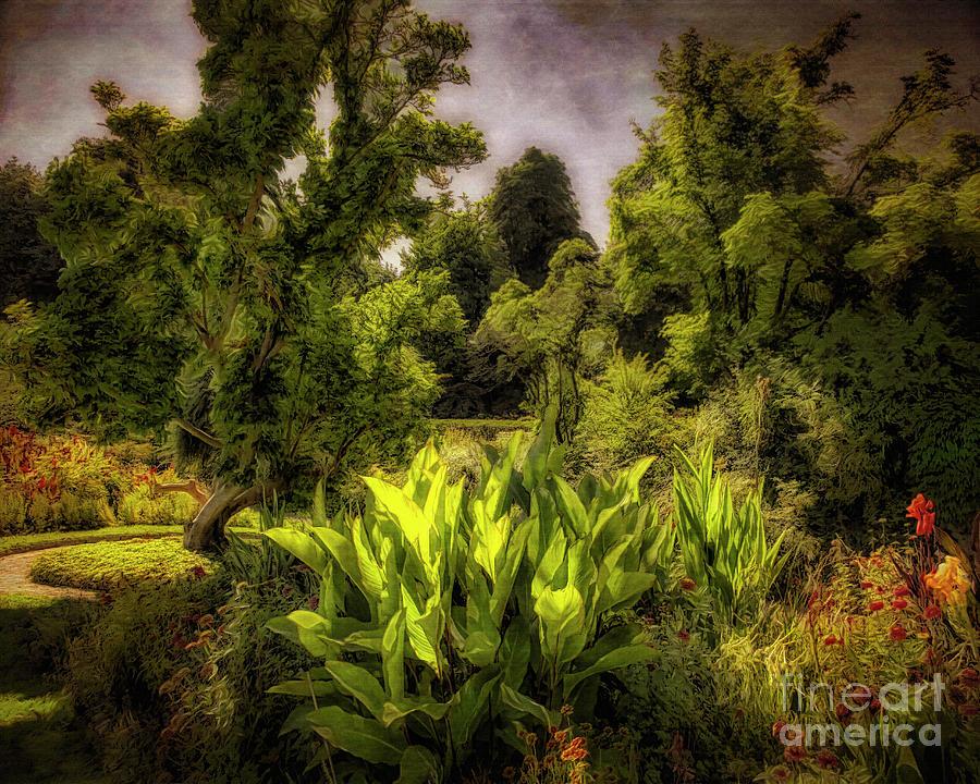 The Garden by Edmund Nagele