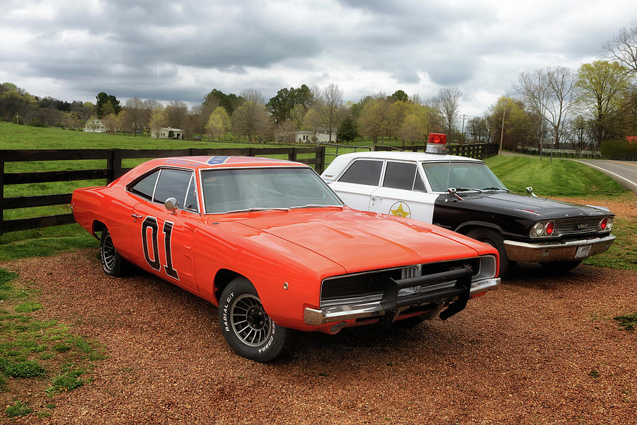 The General Lee by Susan Rissi Tregoning