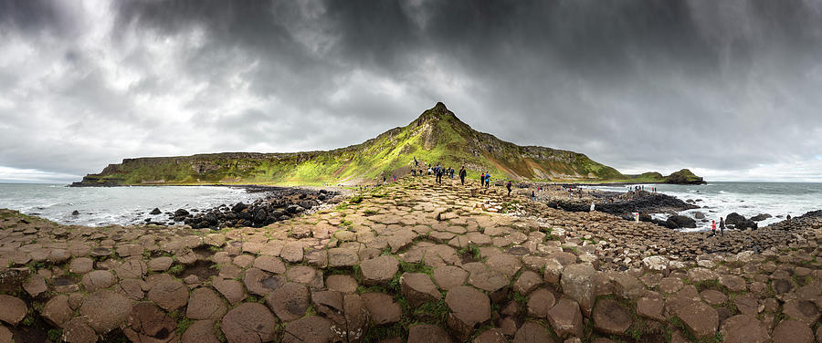 The Giants Causeway by Chris Cousins