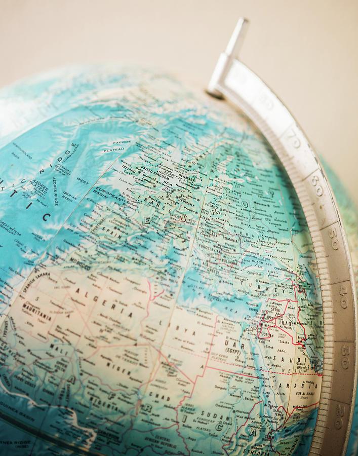The Globe by Sonja Quintero