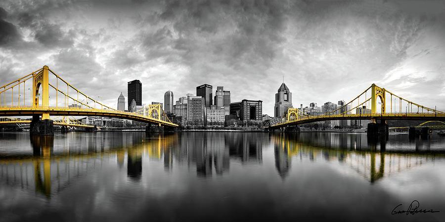The Golden Bridges  by Emmanuel Panagiotakis