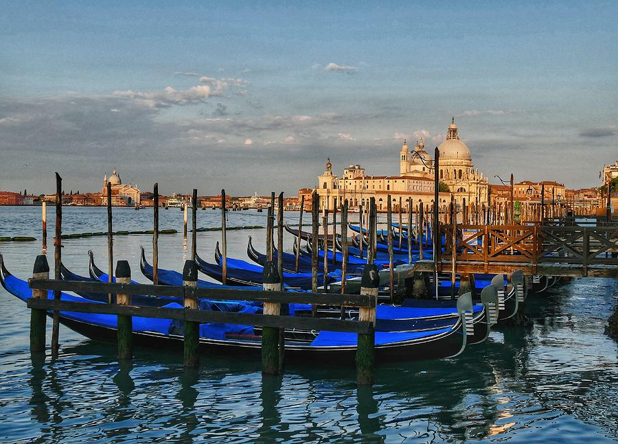 THE GRAND CANAL VENICE by Jeffrey PERKINS