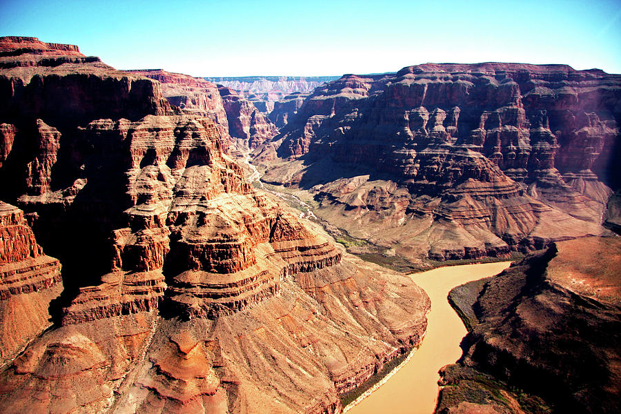 The Grand Canyon Photograph by Photographed By Victoria Phipps ©