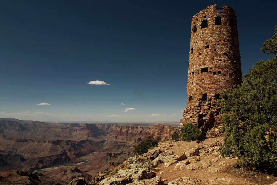 The Grand Canyon South Rim Series Desert View Watchtower 1